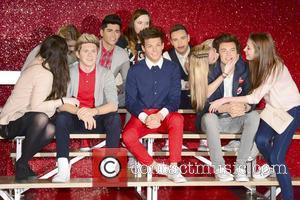 Niall Horan, Zayn Malik, Louis Tomlinson, Liam Payne and Harry Styles