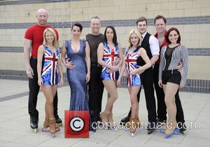 Gareth Thomas, Jenna Smith, Ruth Lorenzo, Daniel Whiston, Beth Tweddle, Matt Lapinskas, Brianne Delcourt and Kyran Bracken - 'Celebrities On...