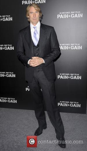 Michael Bay - 'Pain & Gain' Los Angeles Premiere