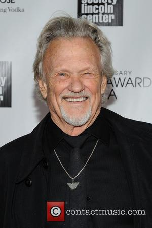 Kris Kristofferson - The Film Society of Lincoln Center's 40th Annual Chaplin Award Gala - New York, NJ, United States...