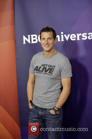 Bear Grylls - Celebrities attend 2013 NBCUniversal Summer Press Day at The Langham Huntington Hotel and Spa. - Los Angeles,...