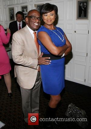 *Al Roker and Janice Huff - 'A Salute to the Weathercasters' with the presentation of Lifetime Achievement Award to Al...