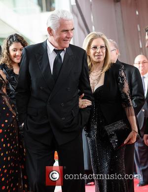 James Brolin and Barbara Streisand