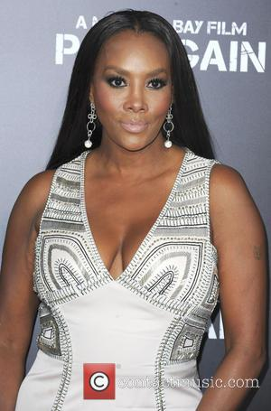 Vivica Fox - Los Angeles Premiere of 'Pain & Gain' held at TCL Chinese Theatre - Arrivals - Los Angeles,...