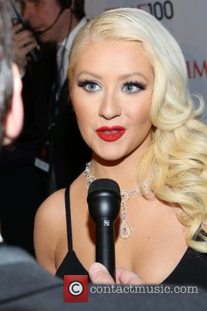 Christina Aguilera - TIME 100 Gala TIME'S 100 Most Influential...