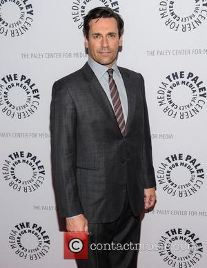 Jon Hamm - The Paley Center For Media Presents: