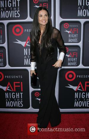 Demi Moore - Target Presents AFI Night At The Movies...
