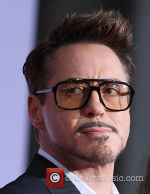 Robert Downey Jr - Film Premiere of 'Iron Man 3'