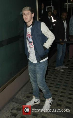 One Direction's Niall Horan seen leaving Whiskey Mist - One Direction's Niall Horan seen leaving Whiskey Mist with Irish stunner...