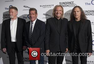 Glenn Frey, Don Henley, Joe Walsh, Timothy B Schmit and Eagles