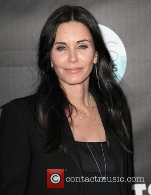 Courteney Cox - Annual Los Angeles Modernism Show Opening Night...