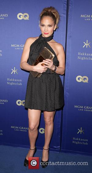 Jennifer Lopez - All-Star Red Carpet Affair Celebrates their Nightclub...
