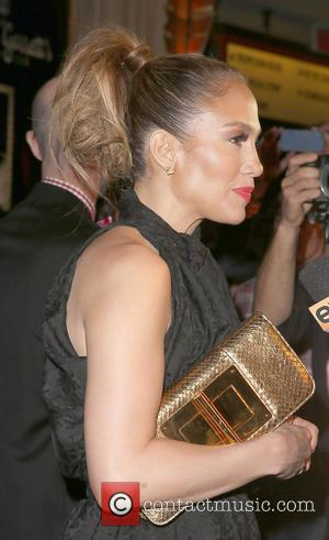 Jennifer Lopez's Son Recovering From Cut To Chin