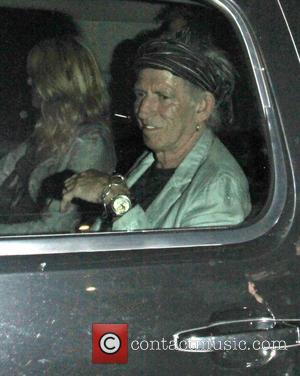 Keith Richards Shares Grief Over George Jones' Death