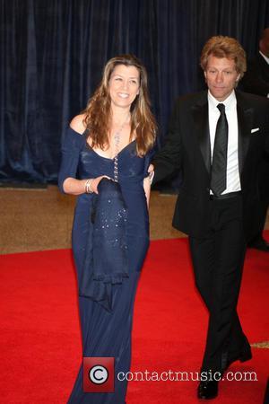 Dorothea Bon Jovi and Jon Bon Jovi - 2013 White House Correspondents' Association Dinner at the Washington Hilton - Arrivals...