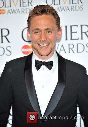 Tom Hiddleston - The Olivier Awards