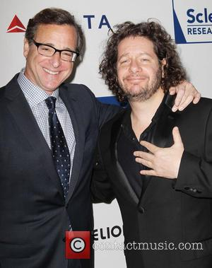 Bob Saget and Jeff Ross - The Scleroderma Research Foundation's Cool Comedy - Hot Cuisine event at Regent Beverly Wilshire...