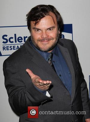 Jack Black - The Scleroderma Research Foundation's Cool Comedy - Hot Cuisine event at Regent Beverly Wilshire Hotel - Beverly...
