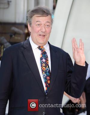 Stephen Fry Is 'Fine' After Suicide Attempt Last Year