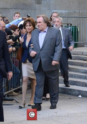 Lawyer Claims Gerard Depardieu's Drink-drive Charge Is Illegal