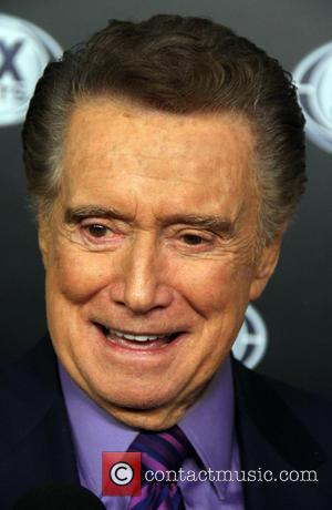 Regis Philbin - 2013 Fox Sports Media Group Upfront After Party - Arrivals - New York City, NY, United States...