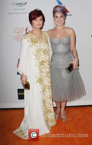 Sharon Osbourne - 20th Annual Race To Erase MS Gala...