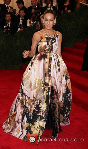 Sarah Jessica parker - 'PUNK: Chaos to Couture' Costume Institute Gala...