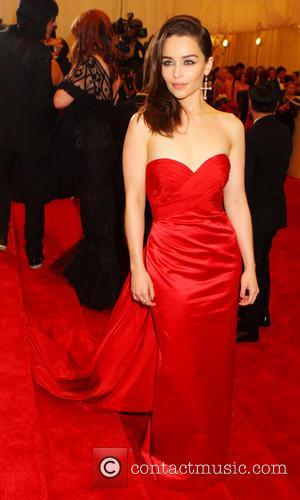 Emilia Clarke Caught Up In Russian Political Drama