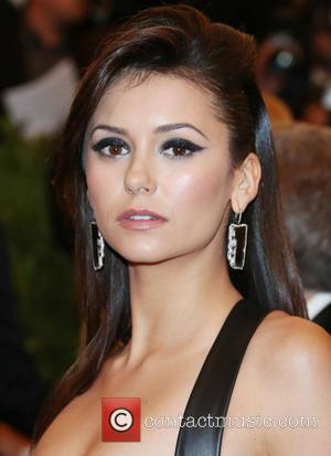Nina Dobrev - 'PUNK: Chaos to Couture' Costume Institute Gala