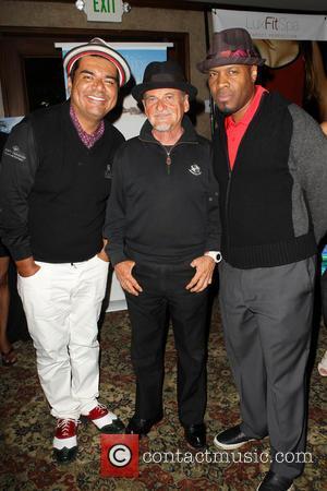 George Lopez, Joe Pesci and Michael Bearden