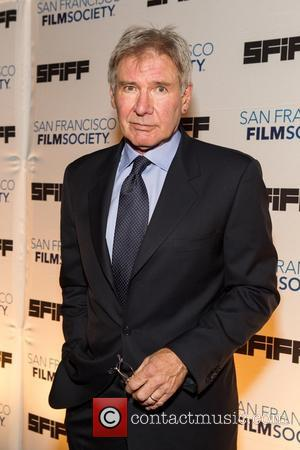 Harrison Ford - 56th San Francisco International Film Festival honoring Harrison Ford with the Peter J. Owens Award at Bimbo's...