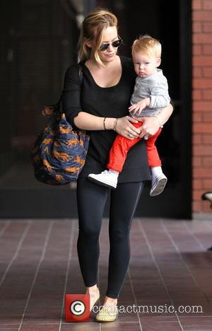 Hilary Duff Turned To Boxing To Lose Baby Weight