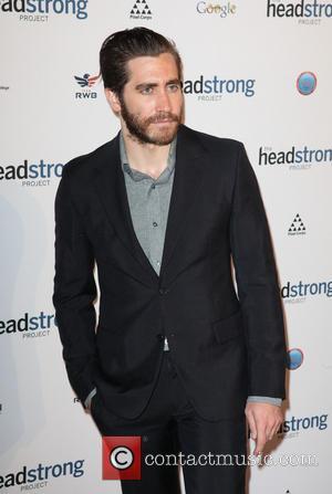 Jake Gyllenhaal - words of war event