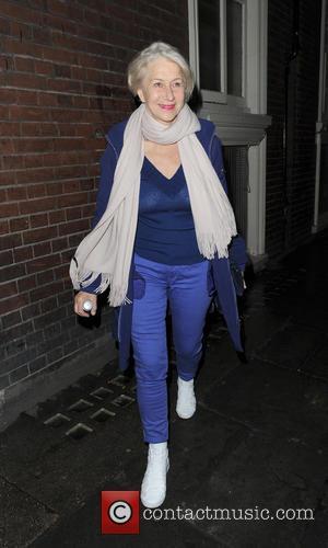 Dame Helen Mirren Grants Dying Fan's Wish