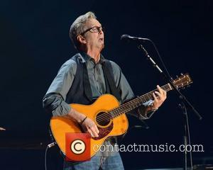 Eric Clapton To Be A Grandfather - Report