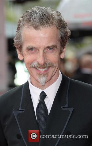 Peter Capaldi - The Arqiva British Academy Television Awards