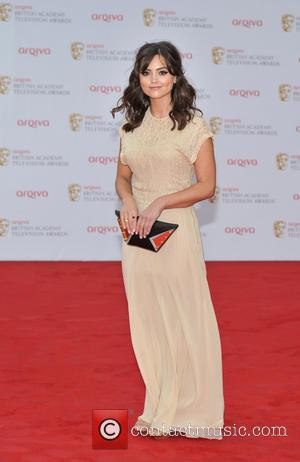 Jenna Louise Coleman - The Arqiva British Academy Television Awards held at the Royal Festival Hall - Arrivals - London,...
