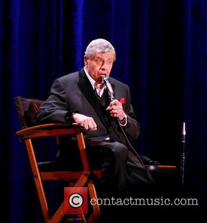 Jerry Lewis - Jerry Lewis attends a Q+A session