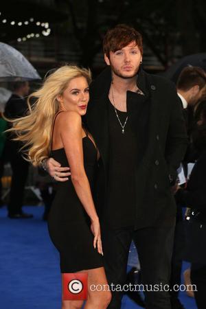 James Arthur's Girlfriend Suffers Nipple Slip At X-men Premiere