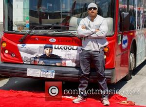 LL Cool J - Gray Line New York tour bus campaign celebrates LL Cool J - New York, NY, United...