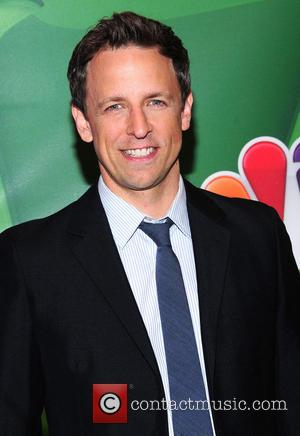 Seth Meyers Gets Engaged To Girlfriend Alexi Ashe