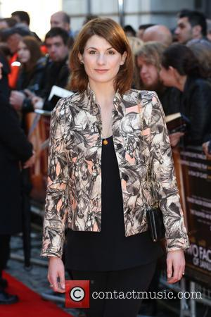 Jodie Whittaker - Two Faces Of January - UK film premiere held at the Curzon Mayfair - London, United Kingdom...