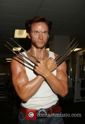 Hugh Jackman and Wolverine