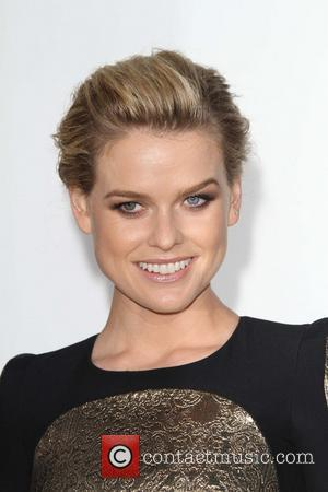 Alice Eve Suspects Nasa Experts Are Hiding Alien Discoveries