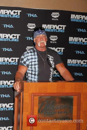 Hulk Hogan Hospitalised After Radiator Accident
