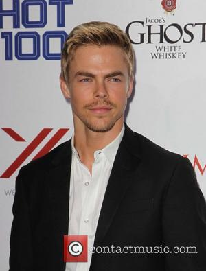 Derek Hough - Maxim Hot 100 Party