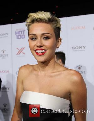 Miley Cyrus - Maxim Hot 100 Party