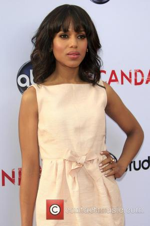 Kerry Washington - the Academy of Television Arts & Sciences' Presents an Evening with 'Scandal' at the Leonard H. Goldenson...