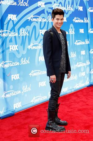 Adam Lambert - 'American Idol' Finale Results Show live at the Nokia Theatre- Arrivals - Los Angeles, CA, United States...