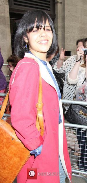 Natasha Khan Flashed Underpants During Gig